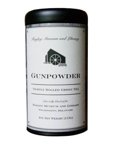 Gunpowder Tea, Hagley Label