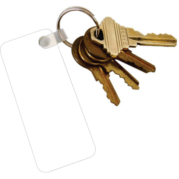 Acrylic Key Tag with Ring - Add Your Photo!