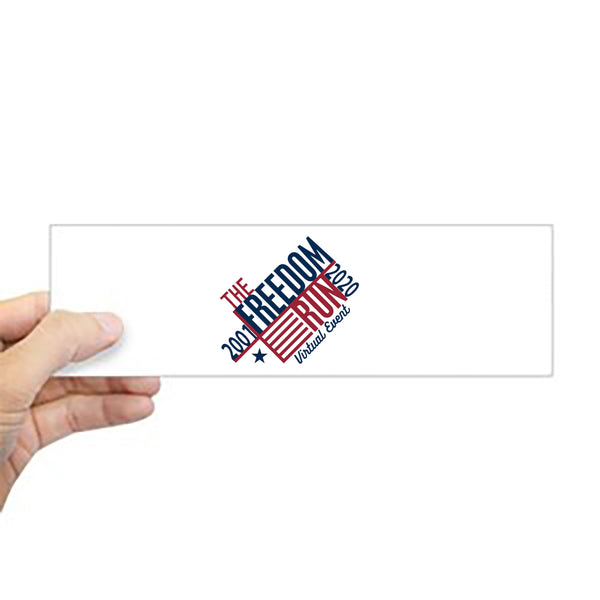 Vinyl Bumper Sticker - Set of 3