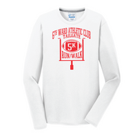 Adult Tech Long Sleeve - Logo