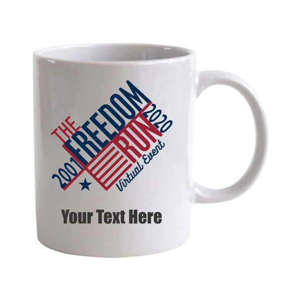 Ceramic Coffee Mug - Add Text