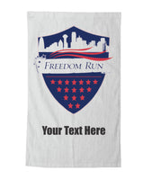 11 x 18 Velour Towel - Add Text