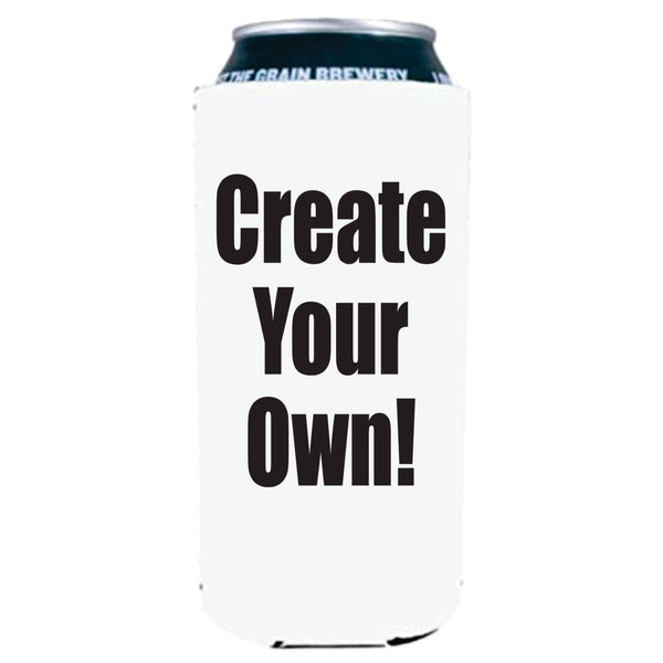 Tall Boy Koozie 2 Sided - Add Photos