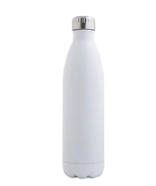 Stainless Steel Water Bottle 17oz - Add Your Photo!