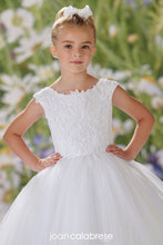Load image into Gallery viewer, Joan Calabrese Communion Dress 120331 Ballet Length
