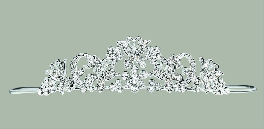 Emmerling Sliver Plated Tiara 2165