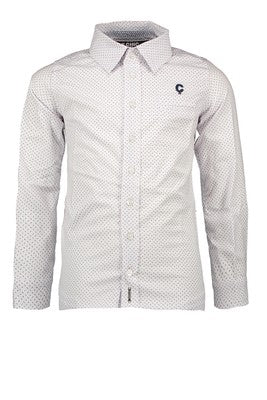 Le Chic Garcon Boys Shirt All-Over