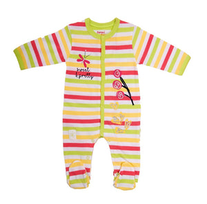 "Babybol Girls ""Sweet & Pretty"" Baby Grow"