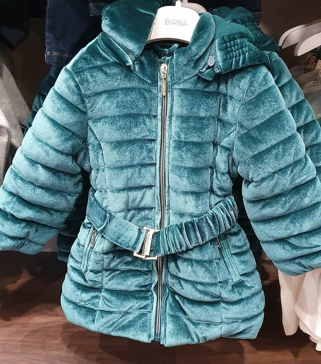 Birba Girls Padded Coat