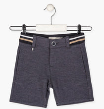Load image into Gallery viewer, Losan Boys Striped rib-knit waist shorts.