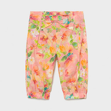 Mayoral Fluid trousers for baby girl