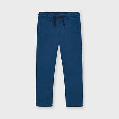 Mayoral Linen trousers for boy