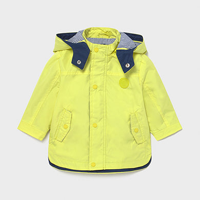 Mayoral Nautical windbreaker for baby boy