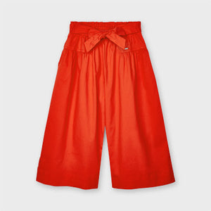 Mayoral Poplin culottes for girl