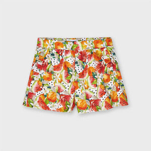 Mayoral Print skirt for girl