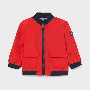 Mayoral Reversible windbreaker jacket for boy