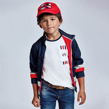 Load image into Gallery viewer, Mayoral Reversible windbreaker jacket for boy