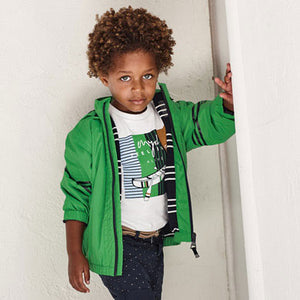 Mayoral Stripe windbreaker for boy