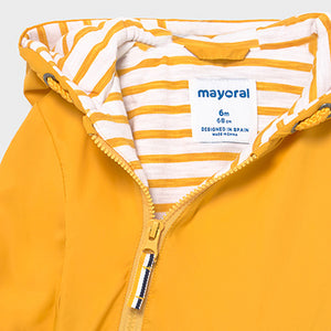 Mayoral Striped windbreaker for baby boy