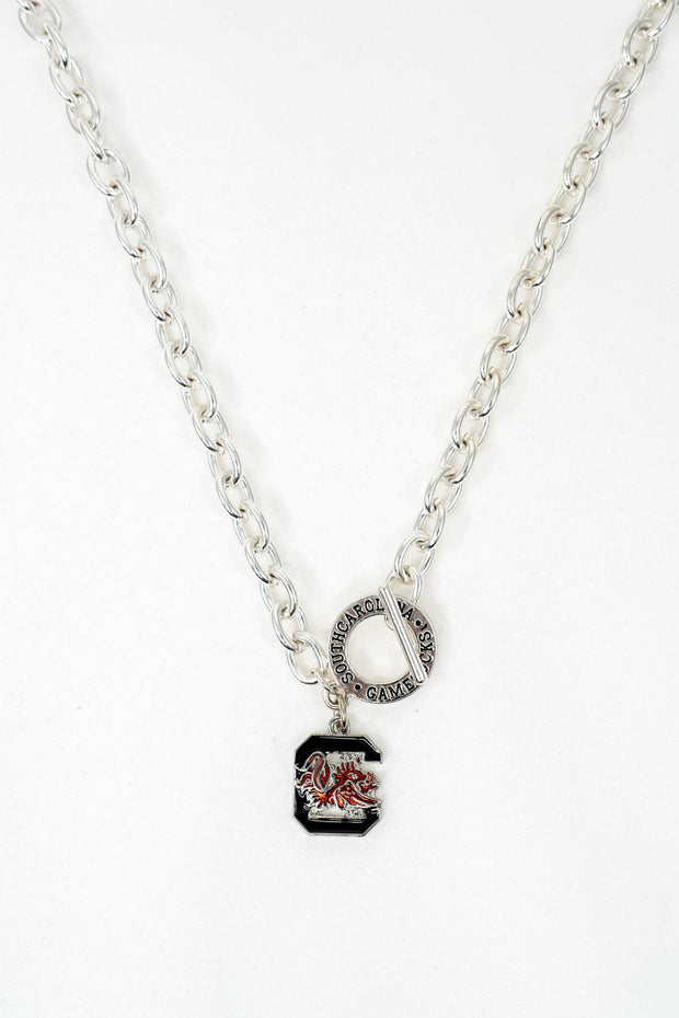ES Audrey Toggle Necklace