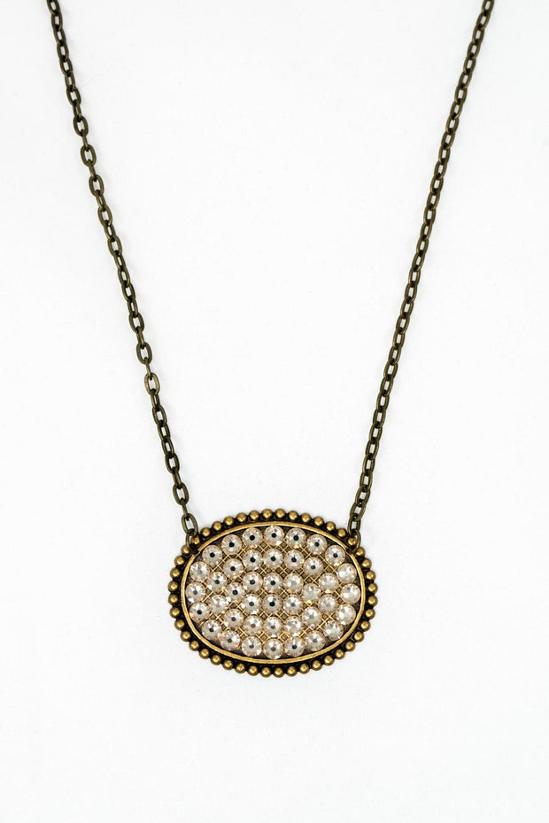 PP Crystal Necklace