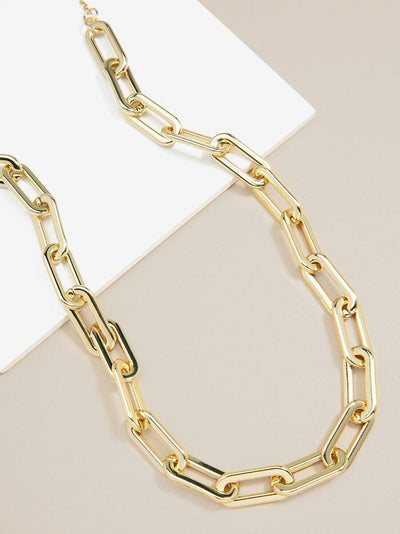 ZN Link Collar Necklace