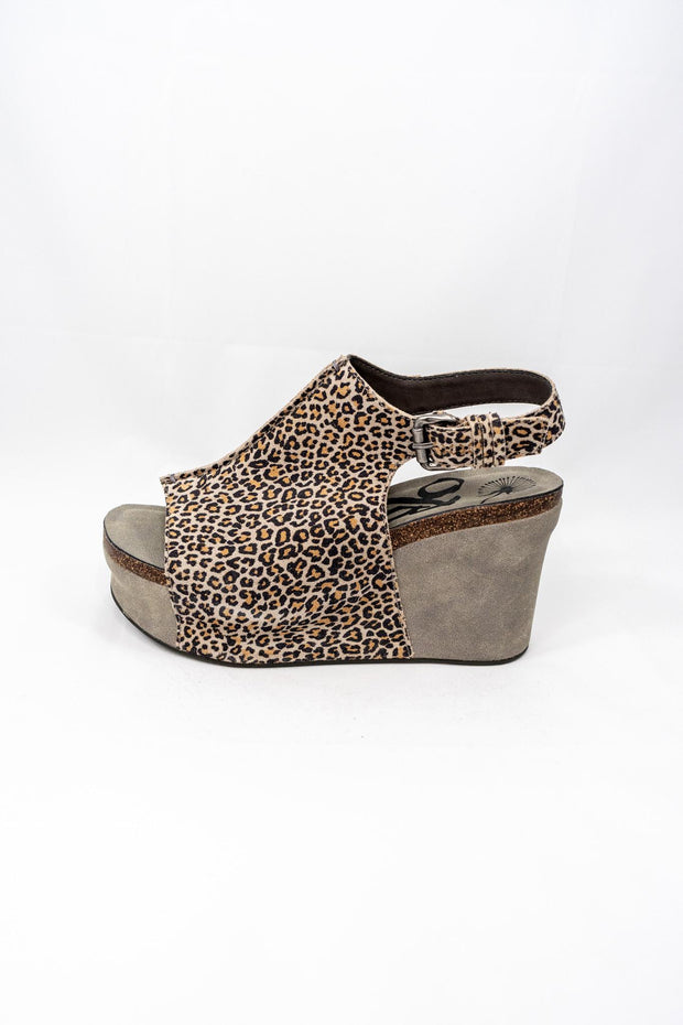 OT Slingback Wedge