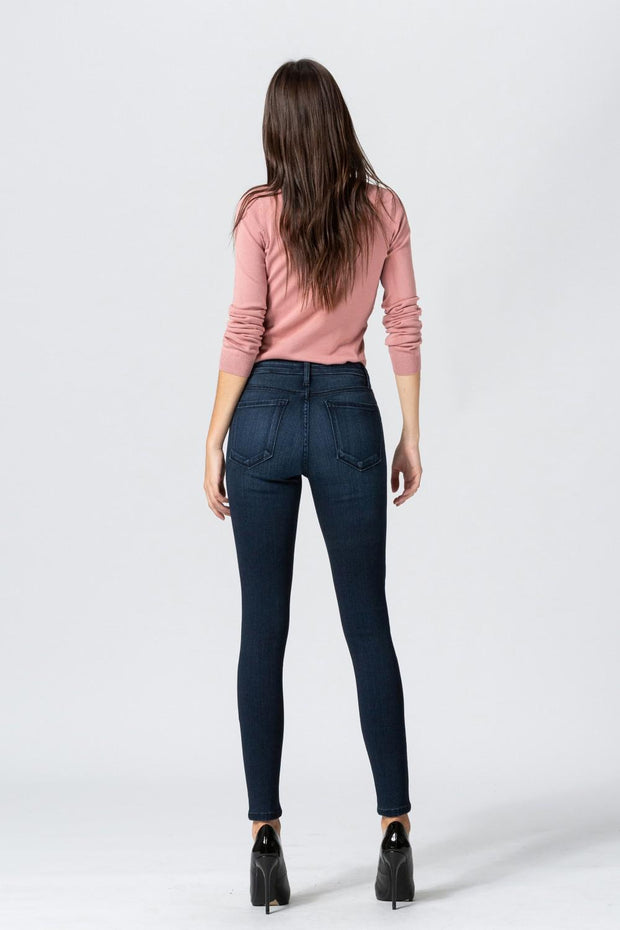 FLY Mid Rise Skinny Jean