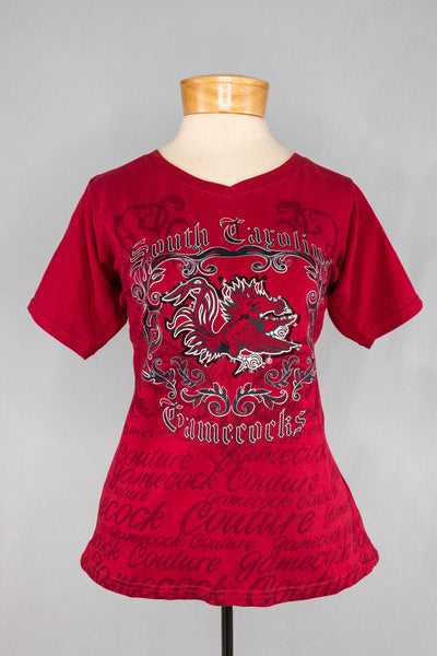 ES Gamecock Sequin Tee