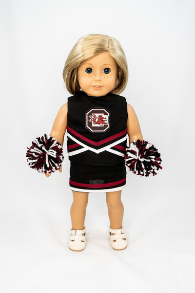 MC Doll Cheer Outfit