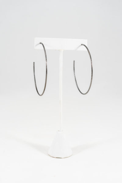 SF Jillian Hoop Earrings