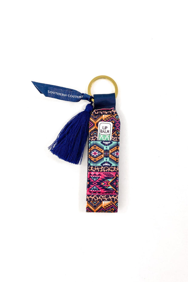 SC Lipstick Key Chain