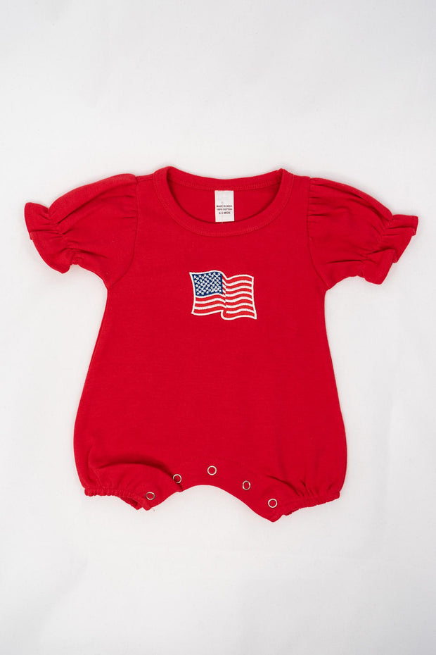 TF Flag Onesie