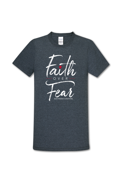 CTC Faith Over Fear Tee