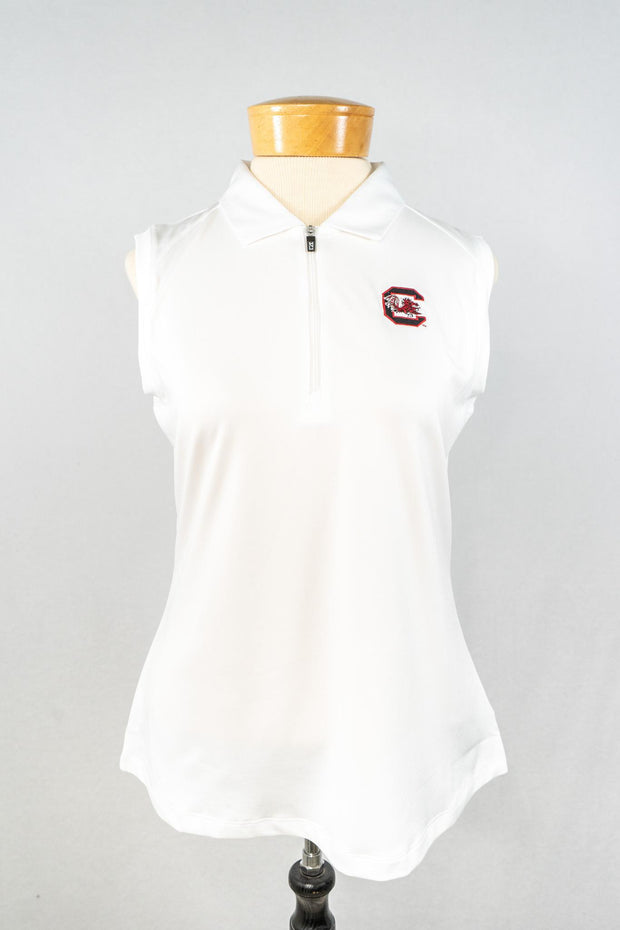 CB Sleeveless Polo