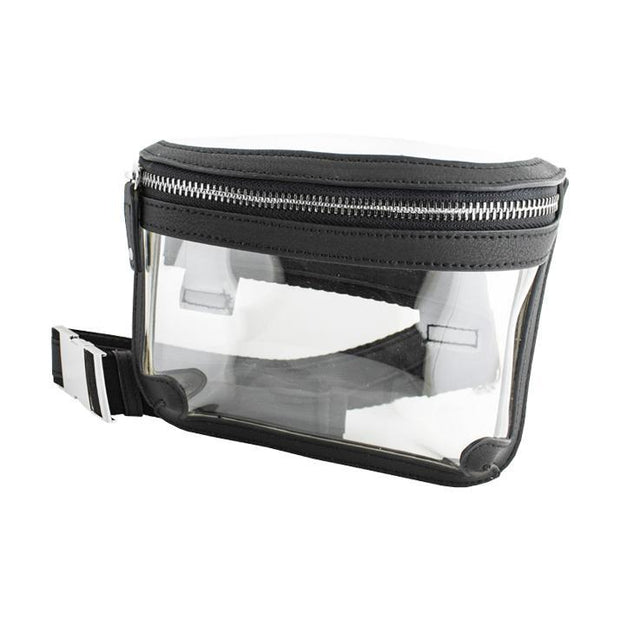 CD Clear Fanny Pack