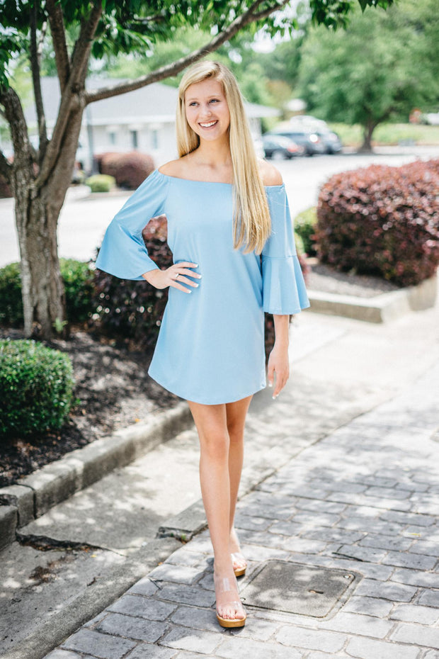 JO Off Shoulder Dress