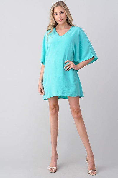 PI V-Neck Dress