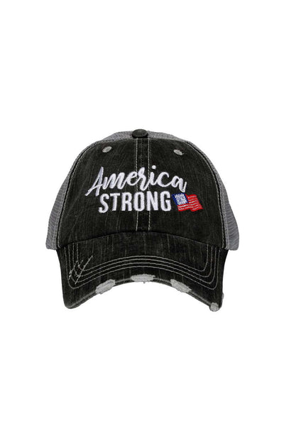 KD America Strong Hat