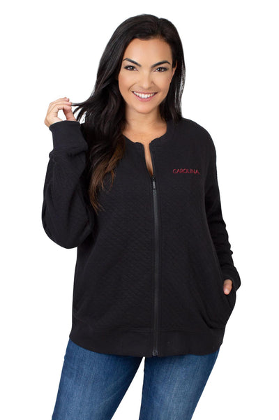 UG Carolina Quilt Zip Up