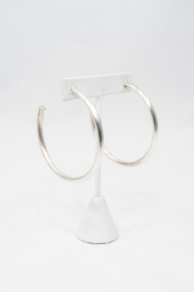 SF Everybody's Favorite Hoop Earrings