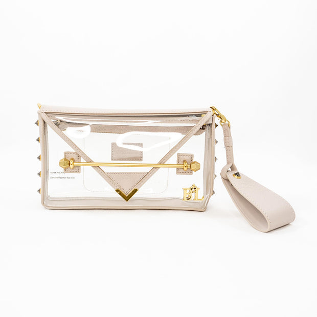 PS Clear Stud Crossbody