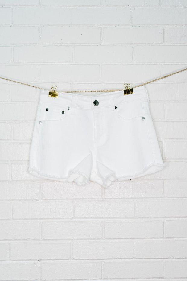 EN Distressed Shorts