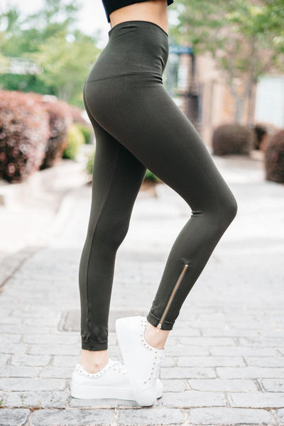 SPX Side Zip Legging