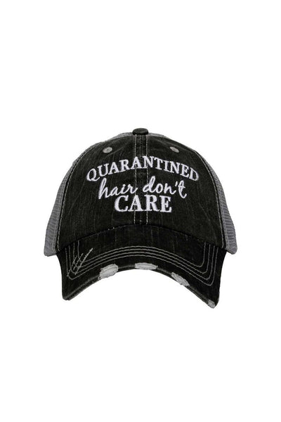 KD Quarantined Hair Hat