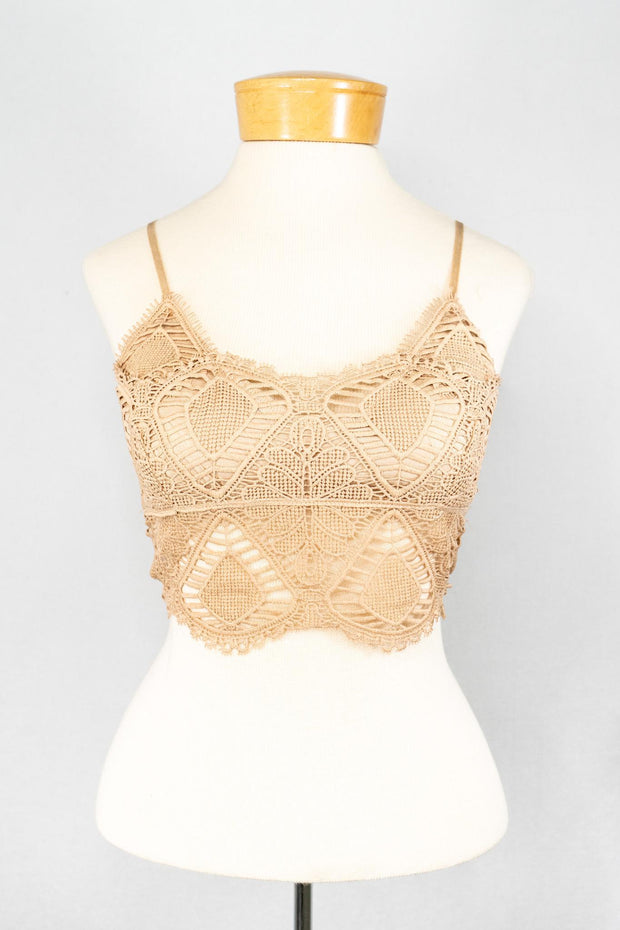 LIS Cotton Bralette