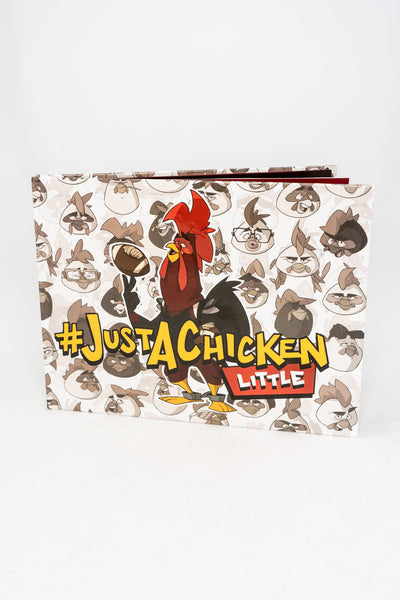 MC Chicken Little Book