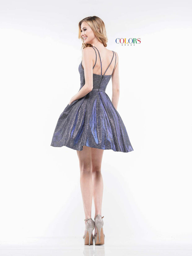 CO Glitter Cocktail Dress