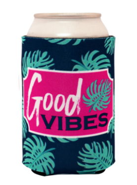 SC Good Vibes Koozie