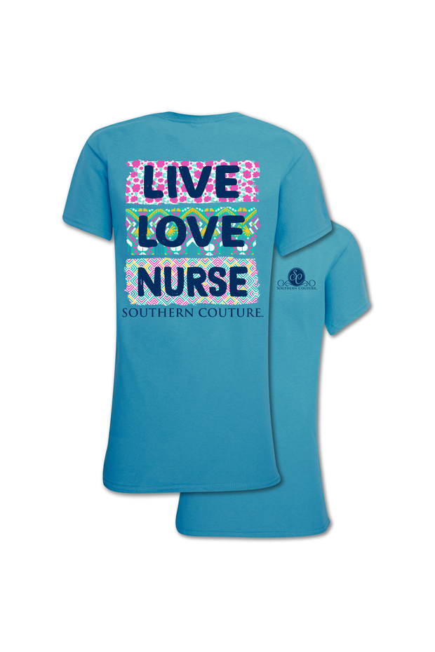 CTC Live Love Nurse Tee